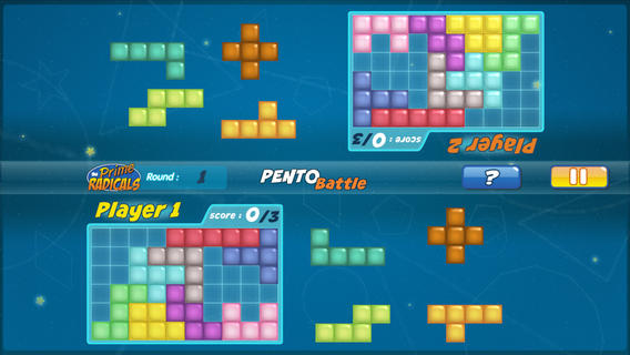 Prime Radicals: Pentominoes-1