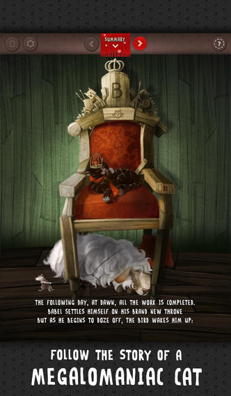 Babel, the King - EPIC animated storybook-5