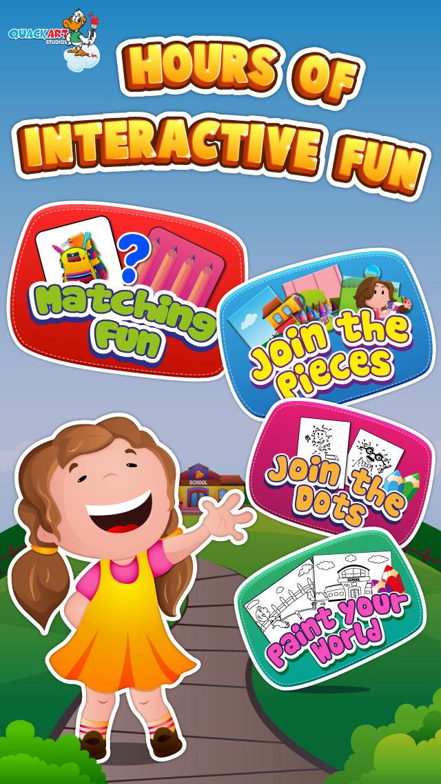 Activity Bundle for Kids : Colour, Dots, Match, Jigsaw fun-1