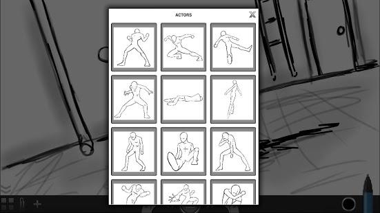 Storyboard Studio App - 3
