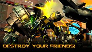 Hakitzu Elite: Robot Hackers App - 1