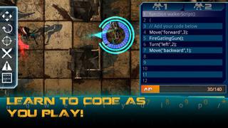 Hakitzu Elite: Robot Hackers App - 2