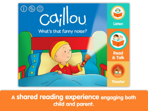 Caillou: What