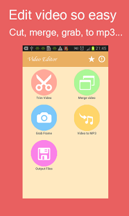 Video Editor App - 1