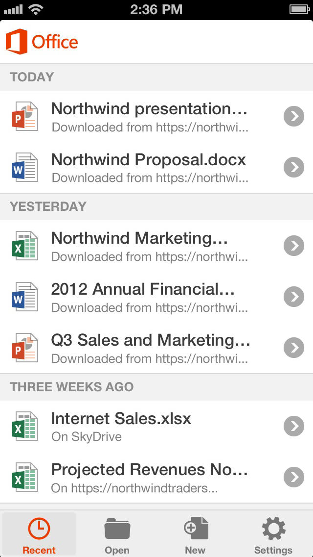Microsoft Office Mobile-5