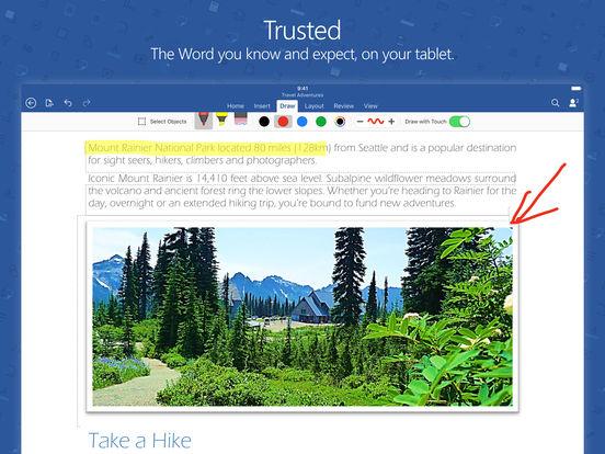 Microsoft Word App - 2