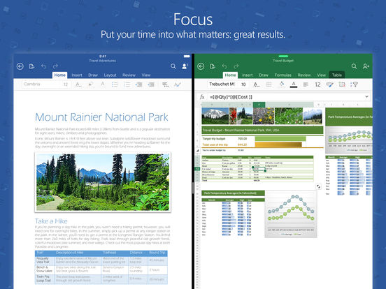 Microsoft Word App - 3