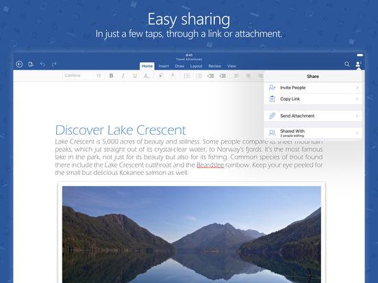 Microsoft Word App - 5