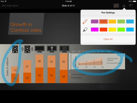Microsoft PowerPoint for iPad-5
