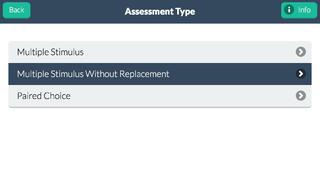 Preference & Reinforcer Assessment-5
