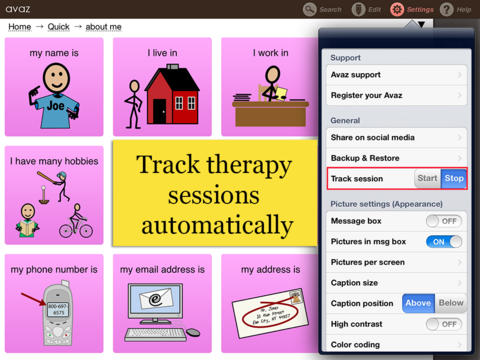 Avaz - AAC App for Autism (Augmentative Picture Communication Software for Children with Special Needs)-4