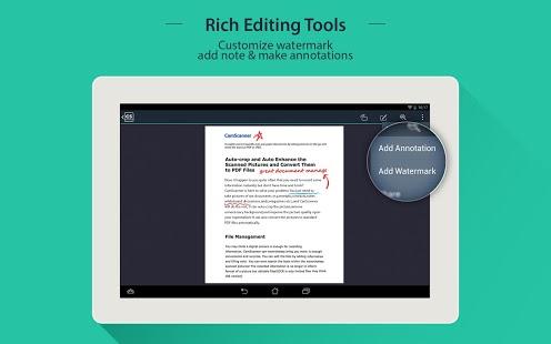 CamScanner -Phone PDF Creator App - 5