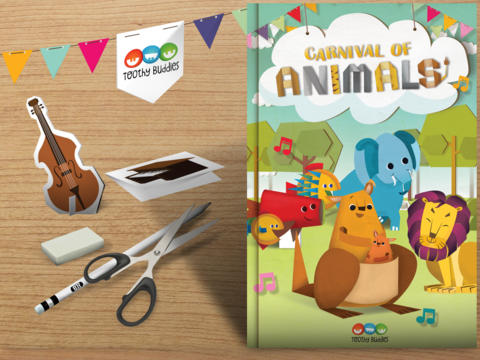 Carnival of Animals: Music Education for Your Kids-1