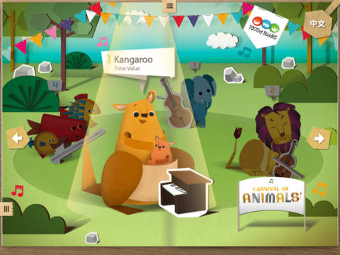 Carnival of Animals: Music Education for Your Kids-2