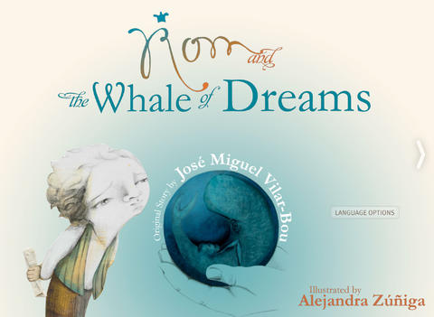 Rom and the whale of dreams App - 1