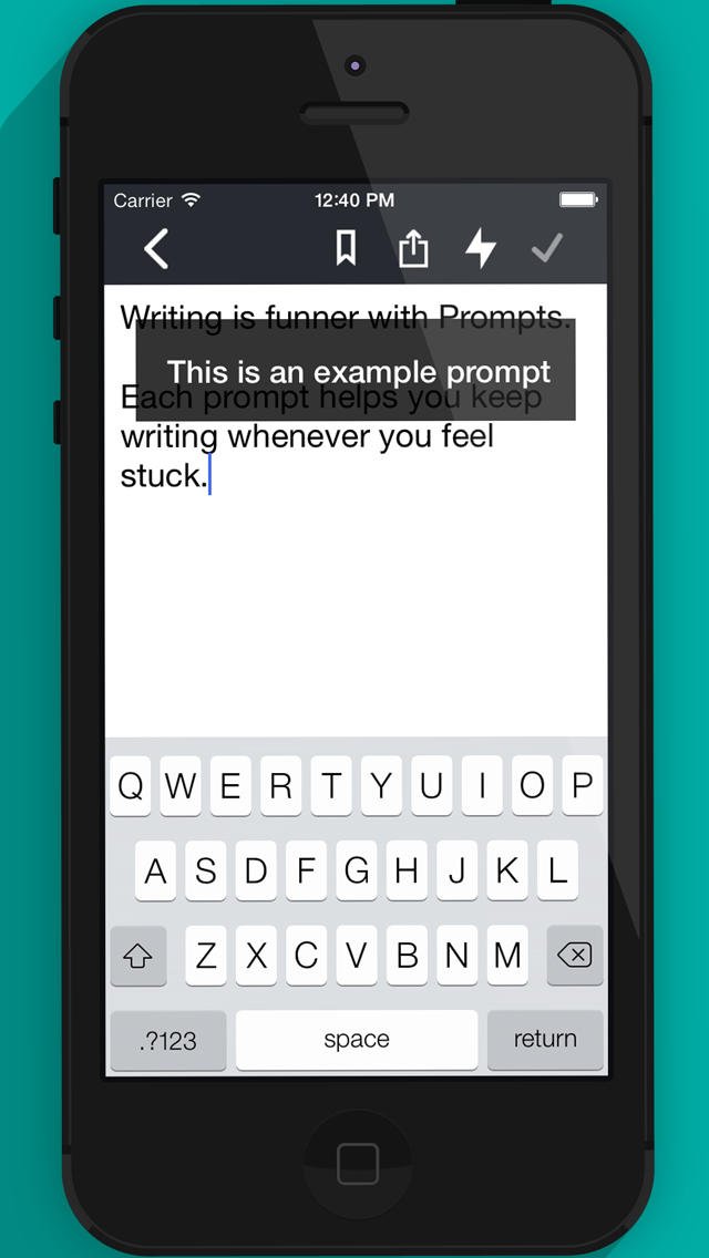 Prompts - For Writers App - 2