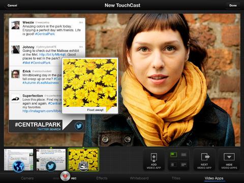 TouchCast App - 2