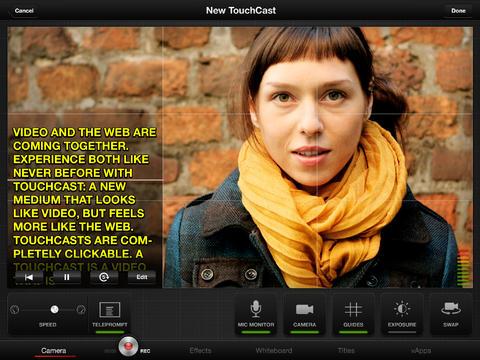 TouchCast App - 3