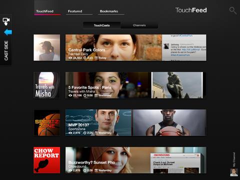 TouchCast App - 4