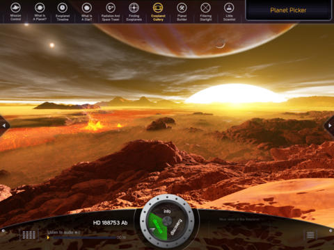 Journey to the Exoplanets-3