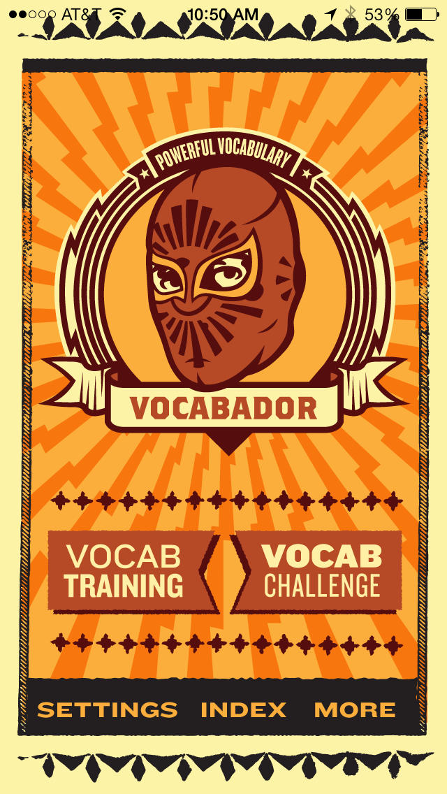 Vocabador App - 1