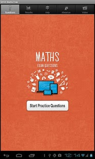 Maths GCSE App - 1