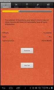 Maths GCSE App - 2