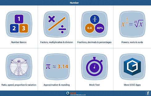 GCSE Maths Number Revision LE-1