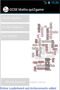 Maths GCSE Game-4