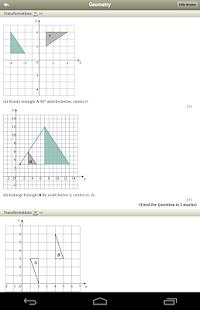 Maths GCSE Revision -Edexcel App - 3