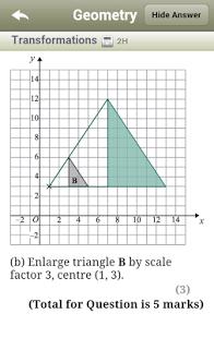 Maths GCSE Revision -Edexcel App - 8
