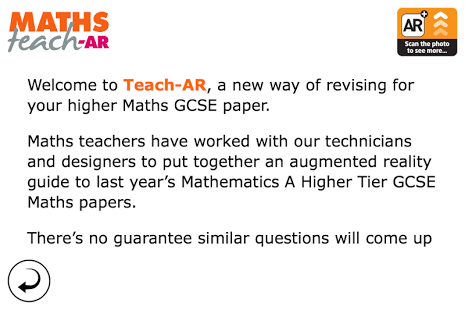 Maths Teach-AR
