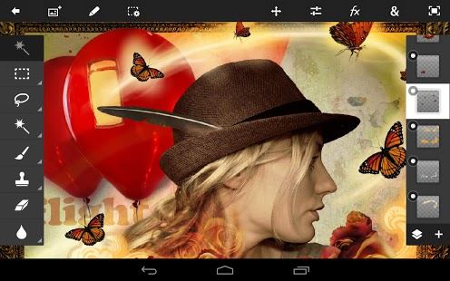 Adobe® Photoshop® Touch App - 1