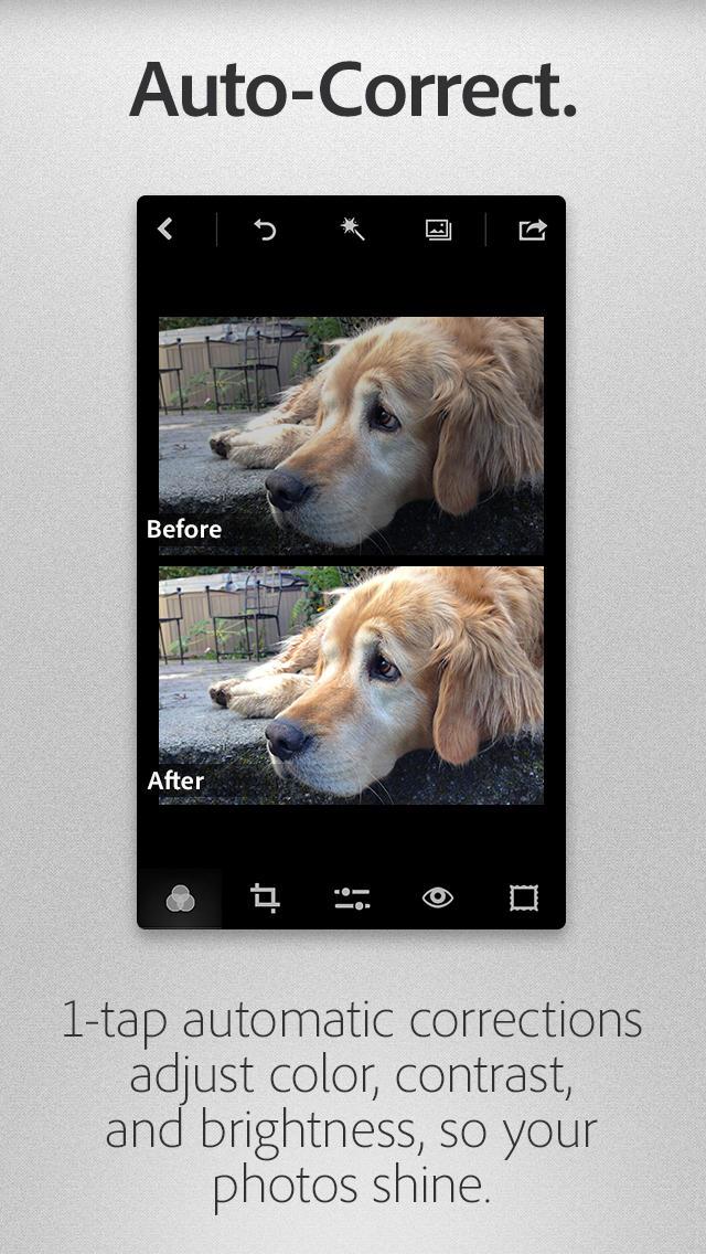 Adobe Photoshop Express App - 2