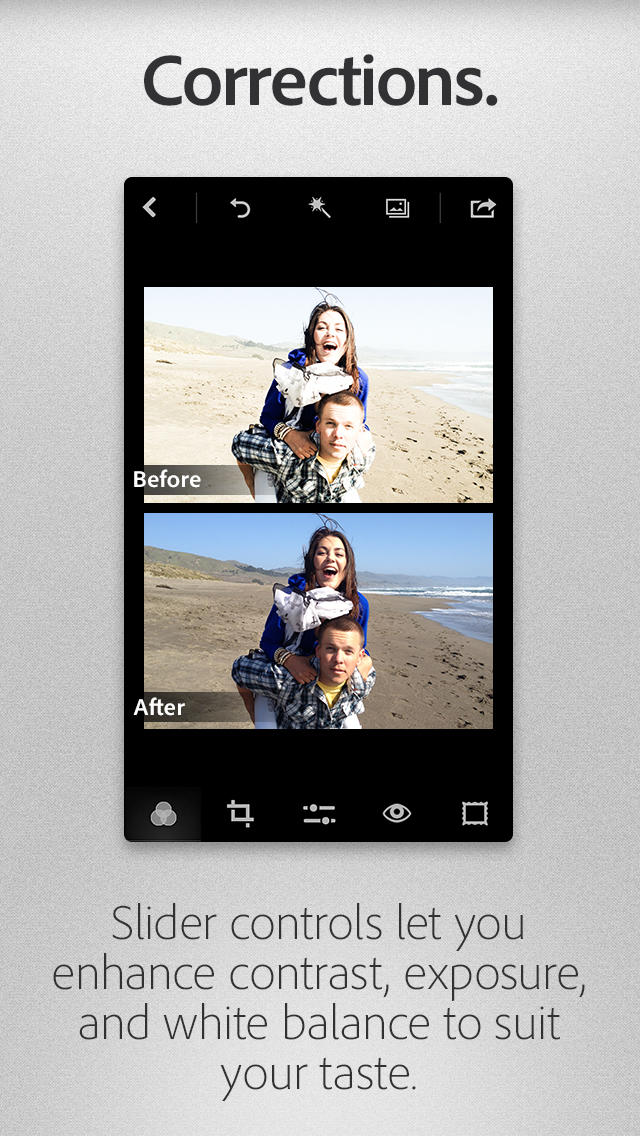 Adobe Photoshop Express App - 3