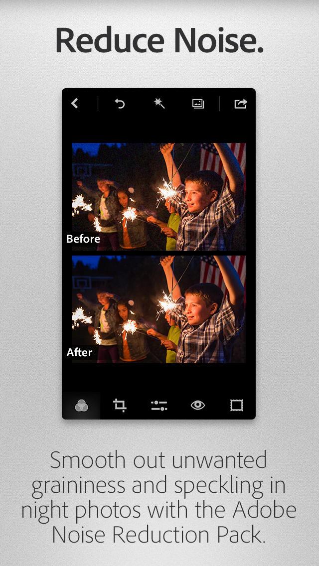 Adobe Photoshop Express App - 4