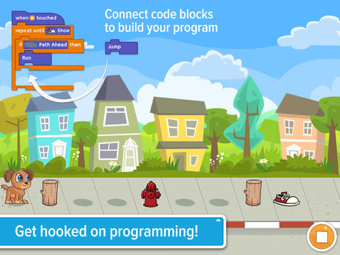 Tynker - Learn programming with visual code blocks-1