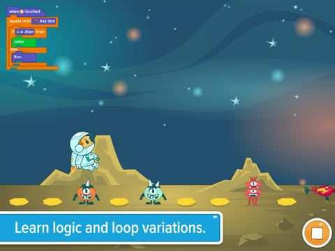 Tynker: Coding Games for Kids App - 2