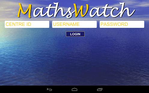 MathsWatch GCSE App - 1