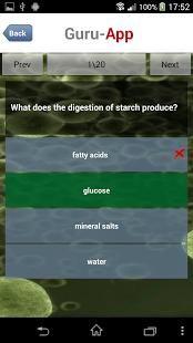 IGCSE Biology: Guru-App GCSE App - 6