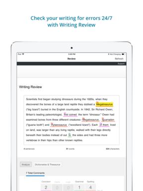 Pearson Writer App - 5
