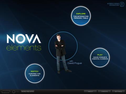 NOVA Elements App - 1