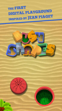 Busy Shapes App - 1