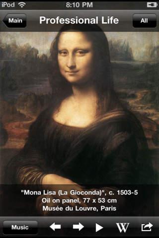 Da Vinci HD App - 2