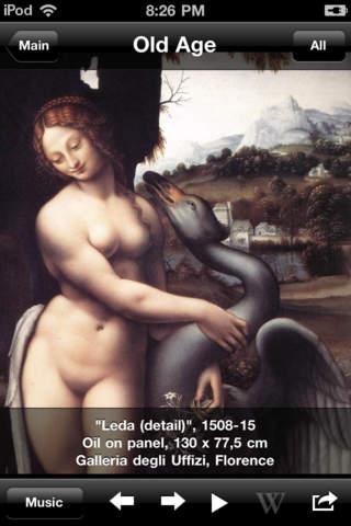 Da Vinci HD App - 5