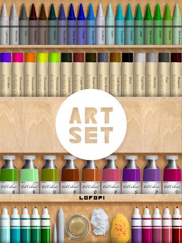Art Set App - 1