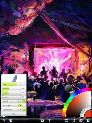 ArtRage App - 3