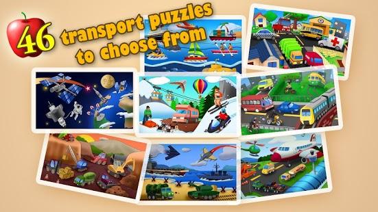 Transport Jigsaw Puzzles HD-5