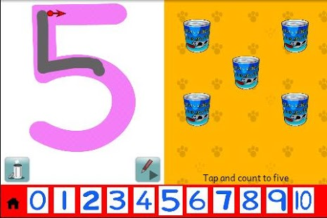 Writing Numbers App - 2