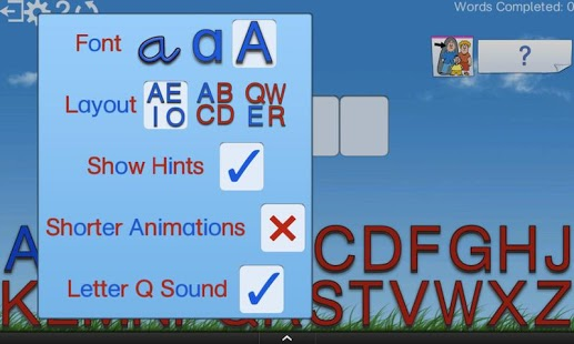 Montessori Words & Phonics Free App - 4